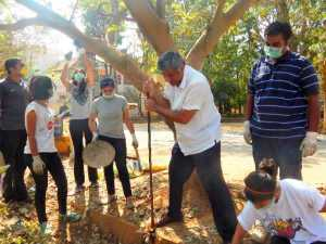 Swalpa Cleanup Maadi