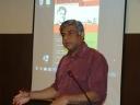 Prof. Gowda inaugurating the Urban Action Internship
