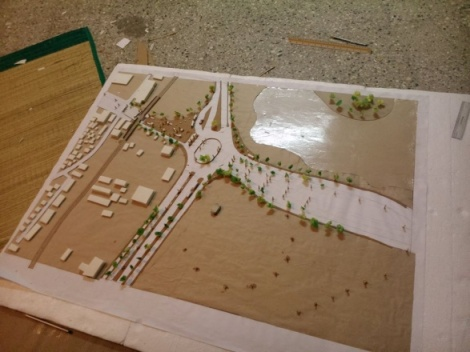 Model of the Hebbal junction