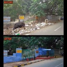 Moore Road Clean-up