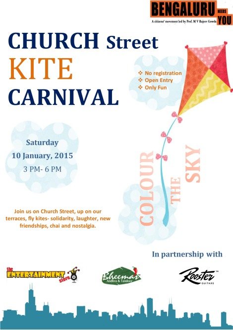 Church Street Kite carnival_poster