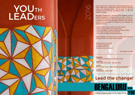 Youth Leaders 2016